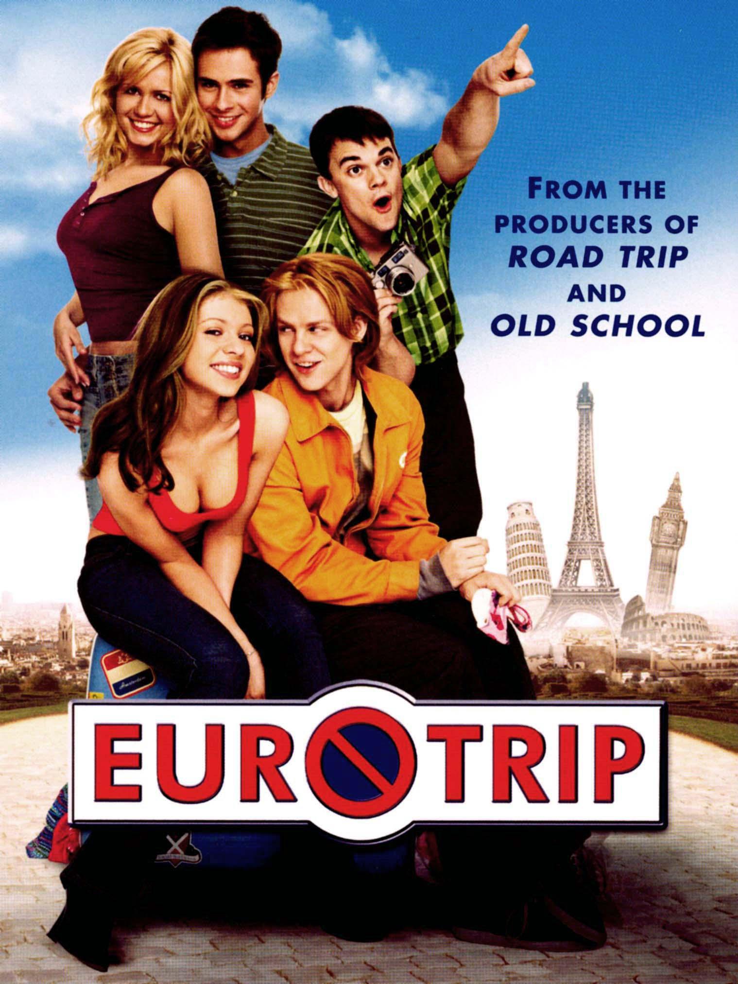 melhores filmes de comedia dos anos 2000 – eurotrip