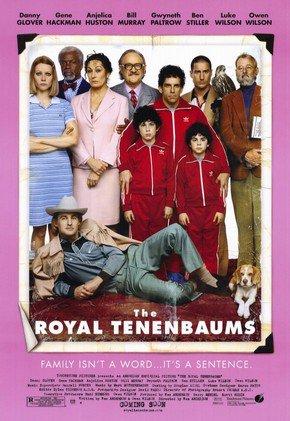 melhores filmes de comedia dos anos 2000 – os excentricos tenenbaums