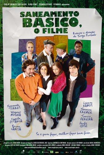 melhores filmes de comedia dos anos 2000 – saneamento basico