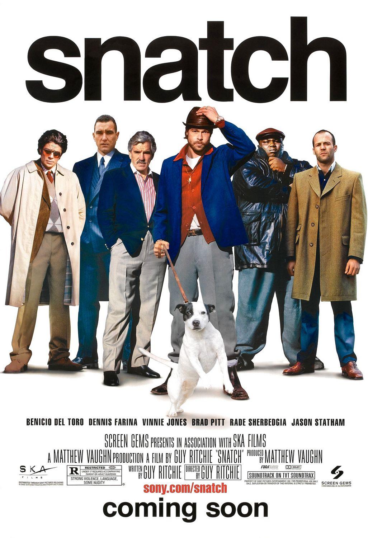 melhores filmes de comedia dos anos 2000 – snatch