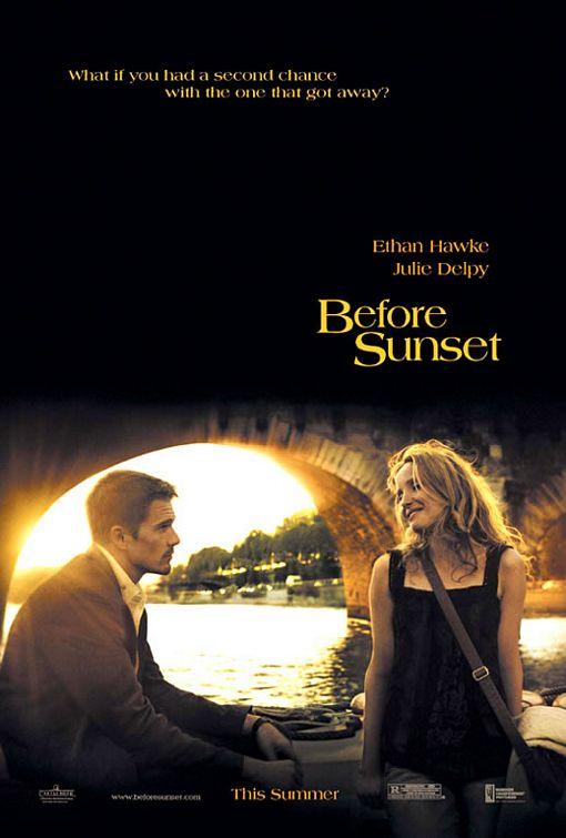 melhores filmes de romance dos anos 2000 – antes do por do sol