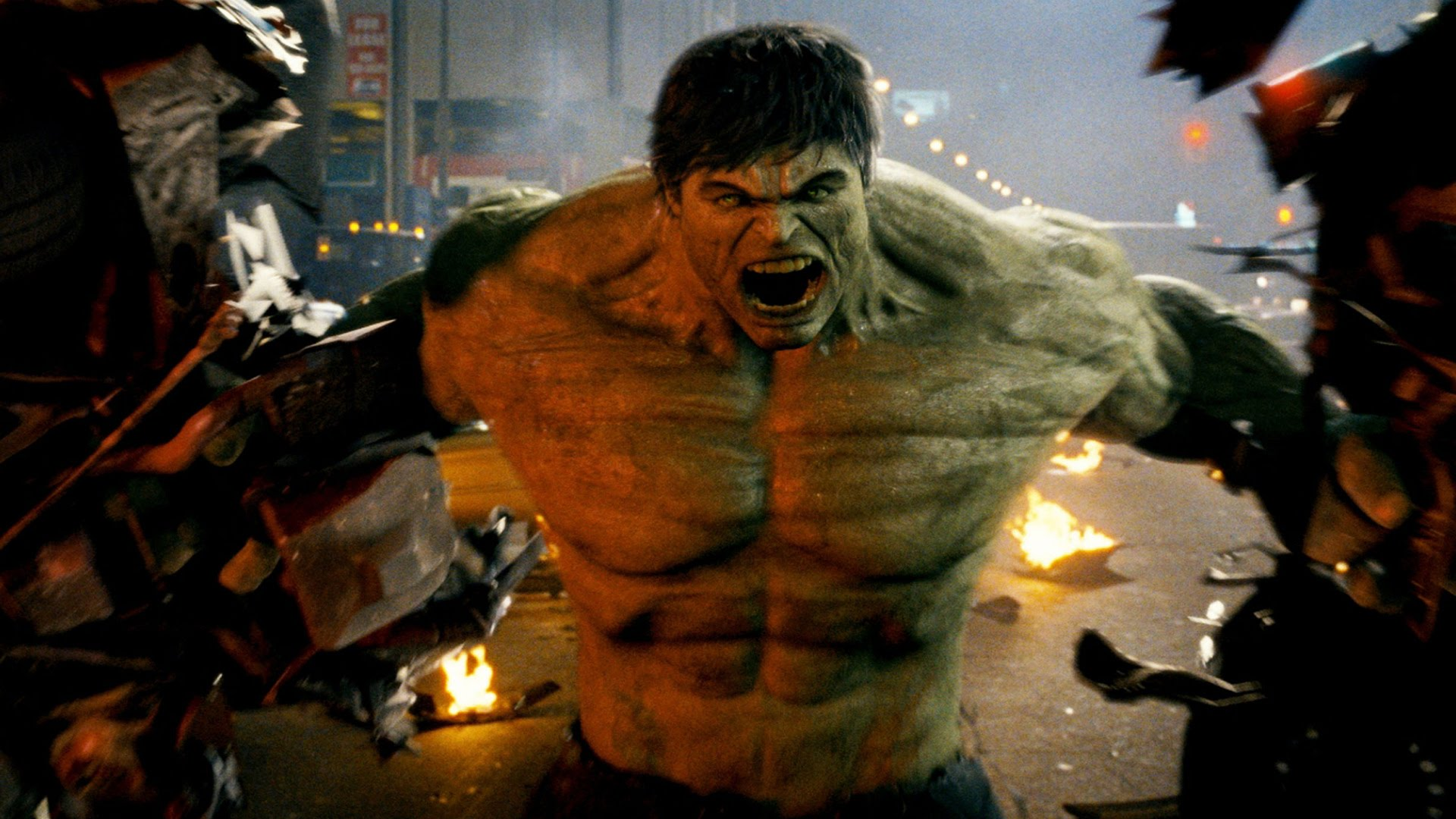 O Incrivel Hulk 2008