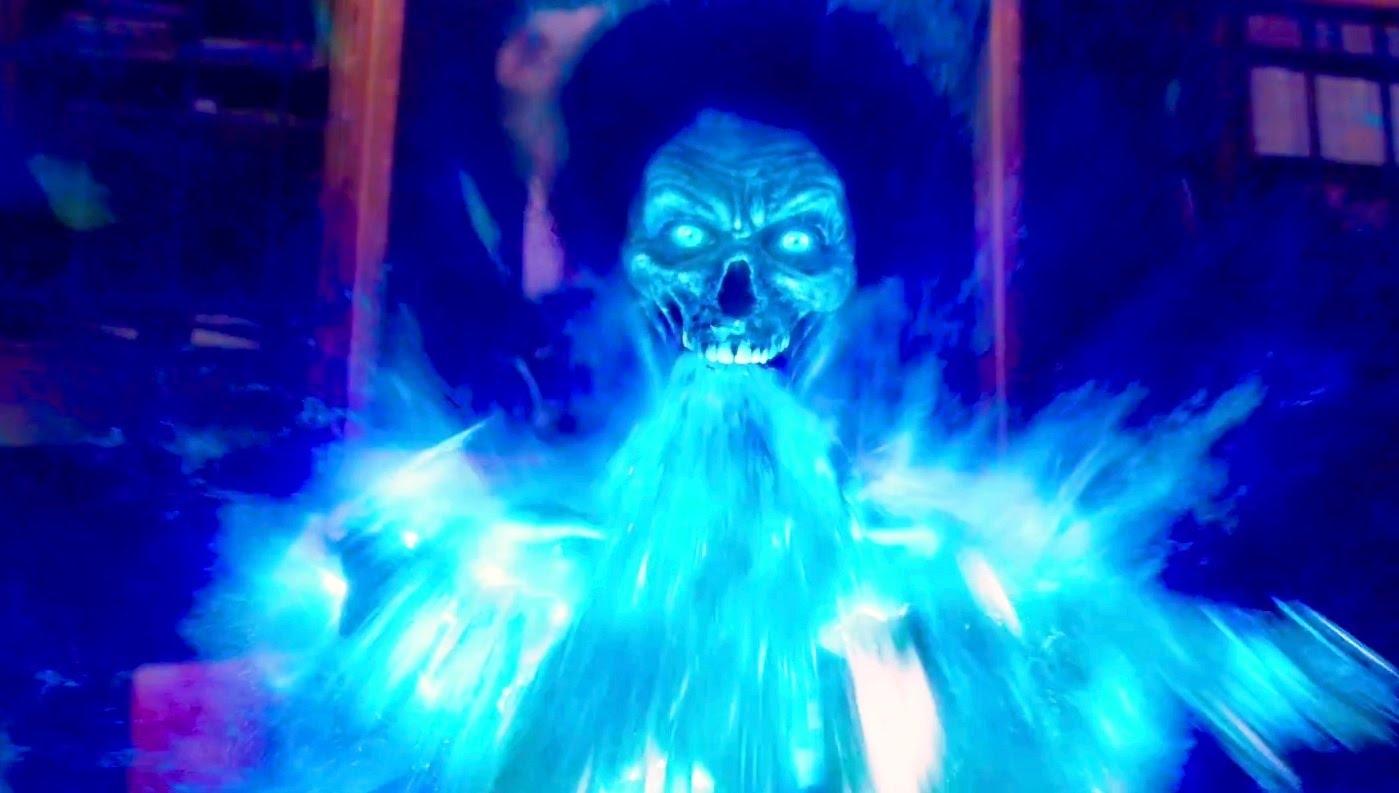 caca-fantasmas efeitos visuais