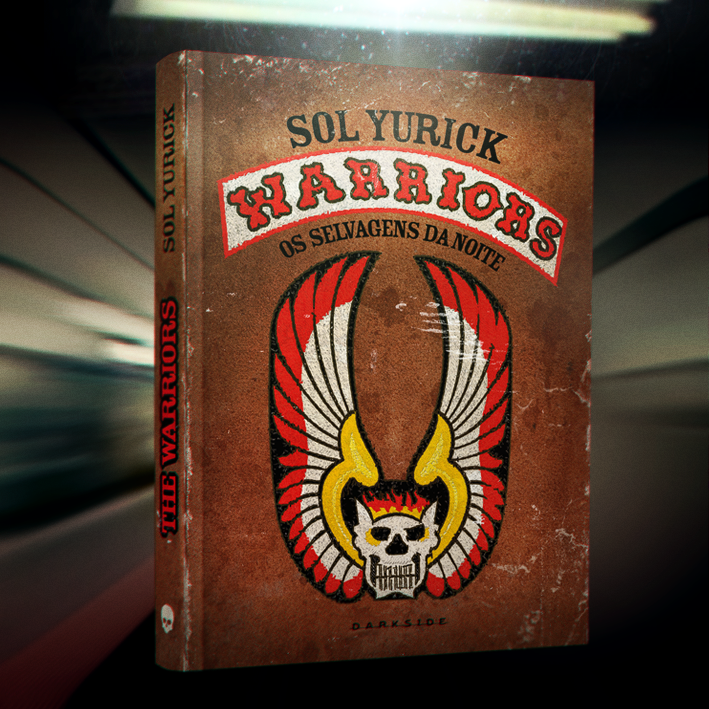 the-warriors-livro-sol-yurick-darksidebooks