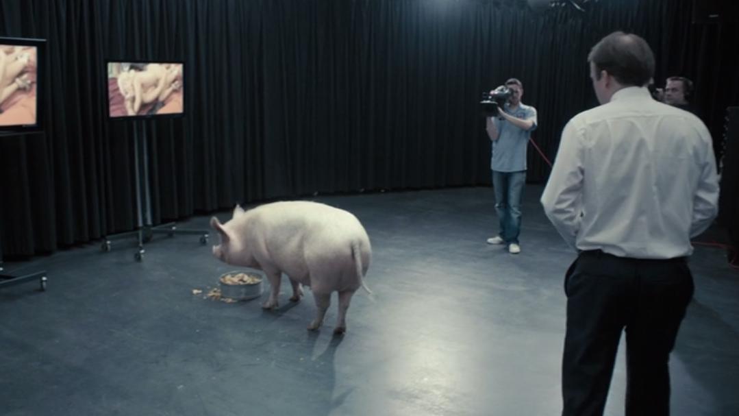 Black Mirror – porca