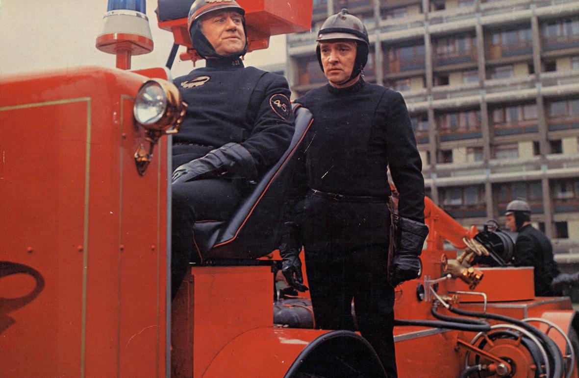 Fahrenheit 451 – Francois Truffaut – Melhores Filmes 1966