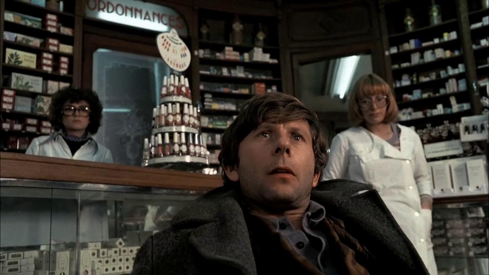 O Inquilino – Roman Polanski – Melhores Filmes 1976