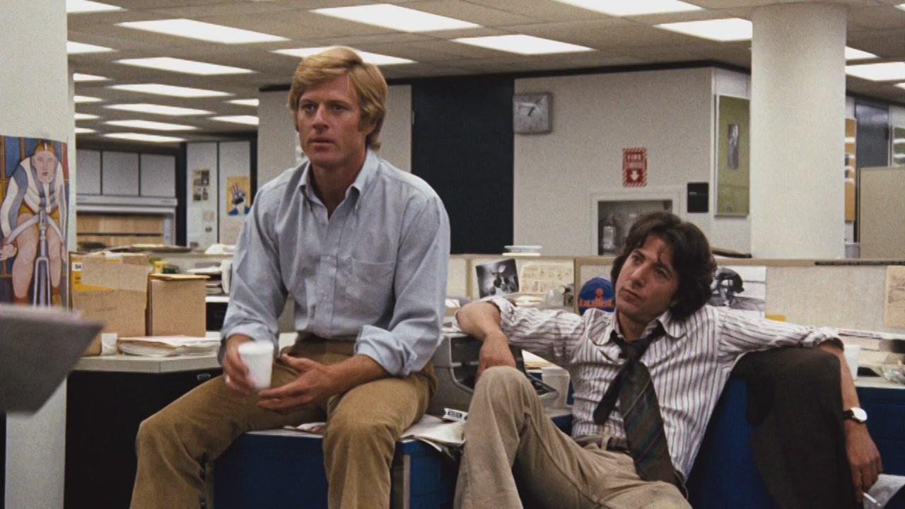 Todos os Homens do Presidente – Melhores Filmes 1976