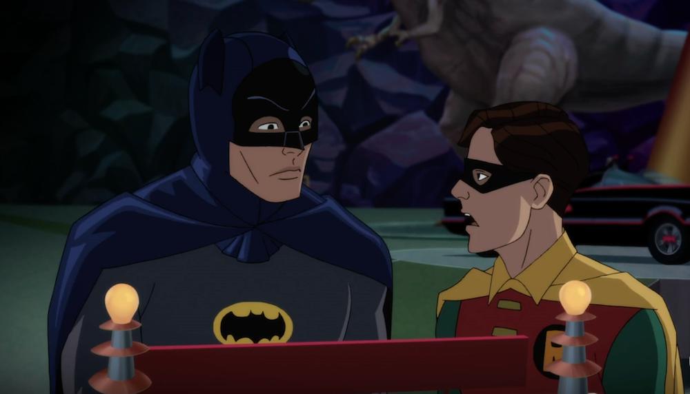 Batman O Retorno da Dupla Dinamica