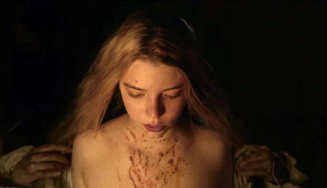 Cenas de nudez de 2016 – A Bruxa