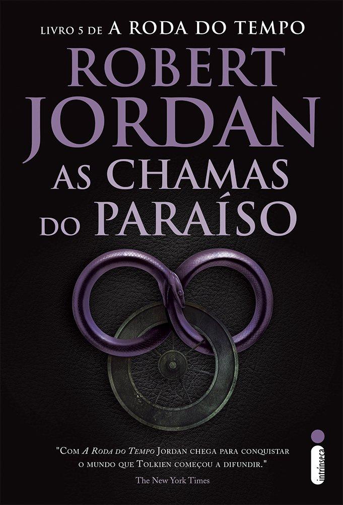 Chamas do Paraíso de Robert Jordan