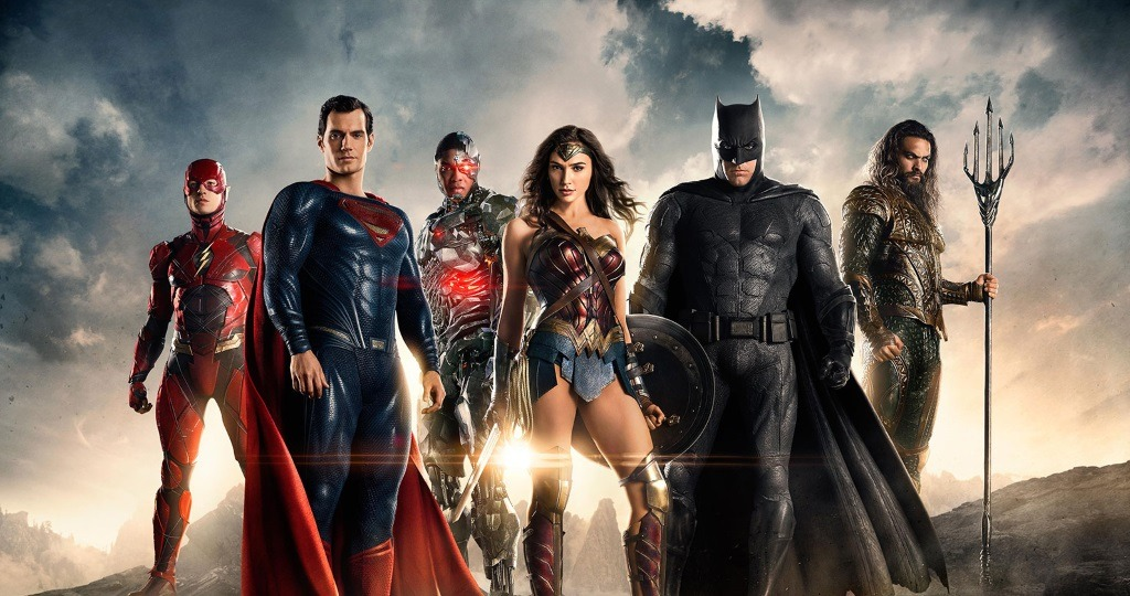 filmes de super-herois em 2017 – liga da justiça