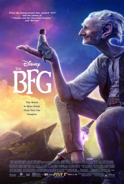 O bom gigante amigo poster