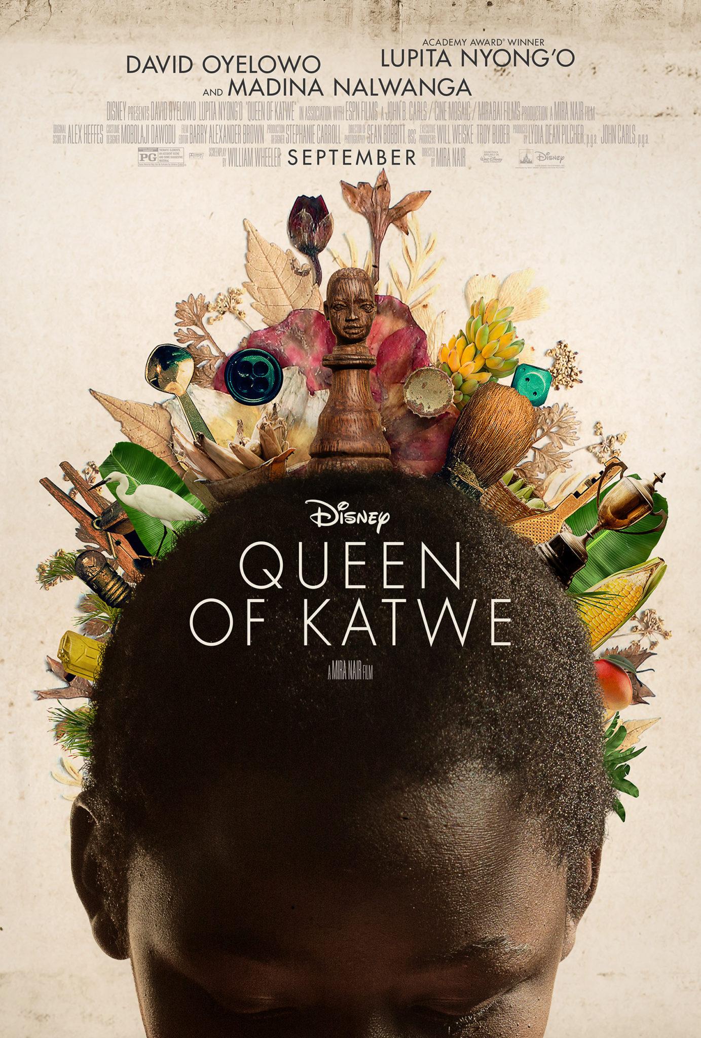 melhores filmes de drama de 2016 – Queen of Katwe