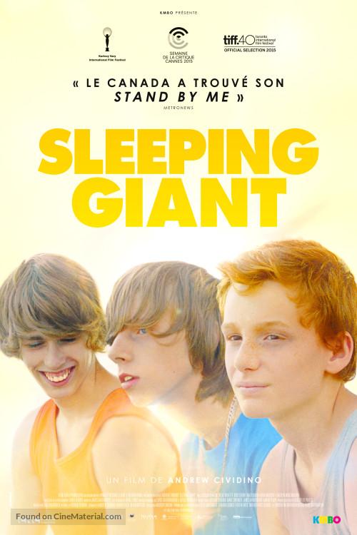 melhores filmes de drama de 2016 – Sleeping Giant