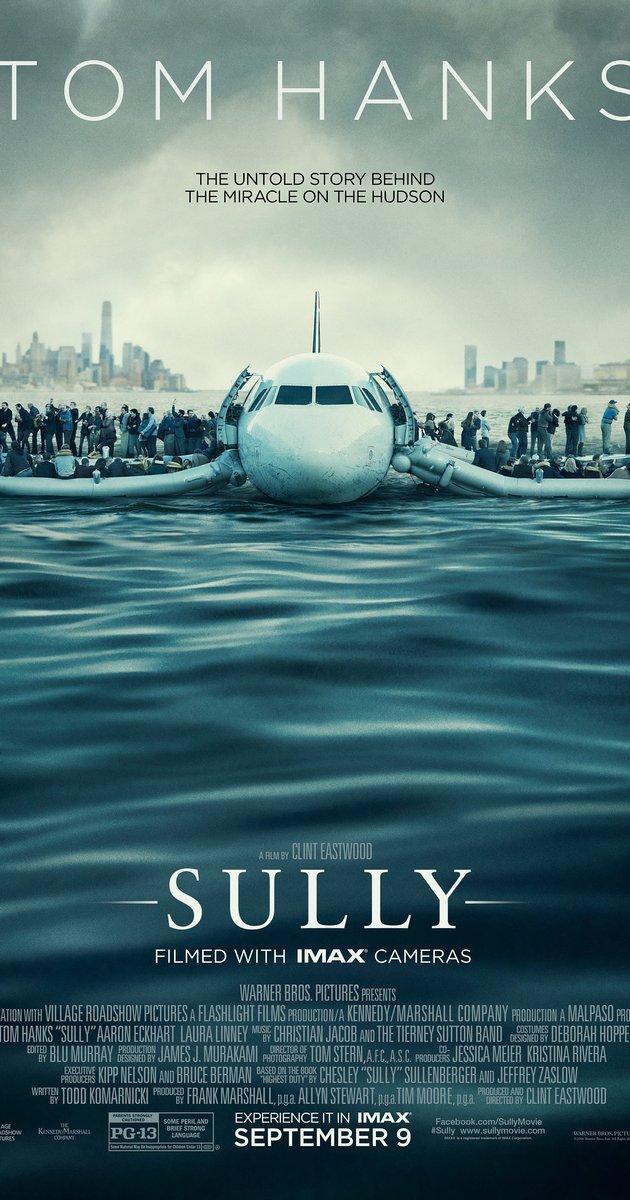 melhores filmes de drama de 2016 – Sully