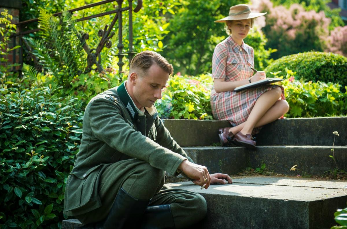 melhores filmes de guerra de 2016 – suite francesa