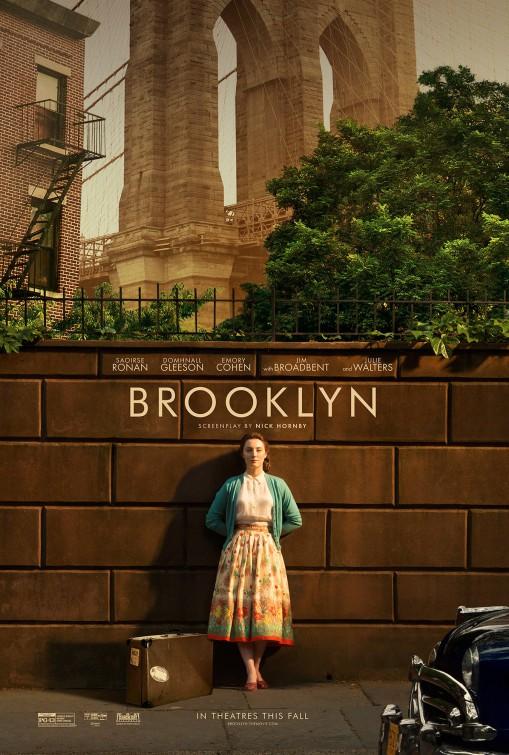 melhores filmes de romance de 2016 – brooklyn