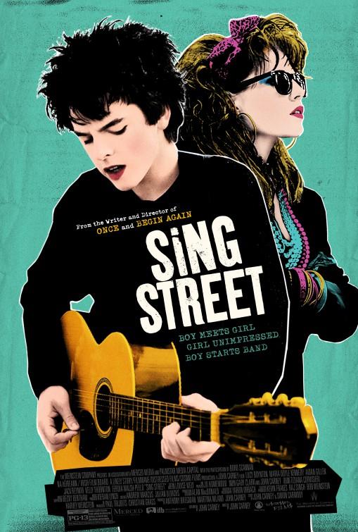 melhores filmes de romance de 2016 – sing street