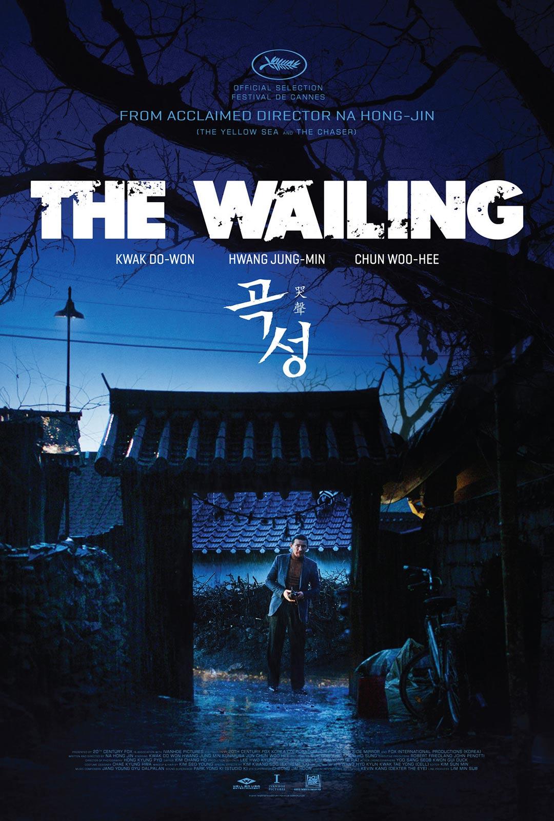melhores filmes de terror de 2016 – the wailing