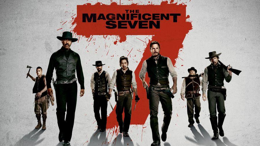 sete homens e um destino – melhores filmes de faroeste de 2016