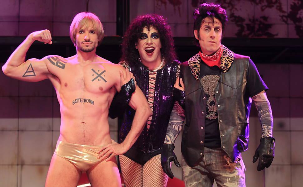 Musical Rocky Horror Show SP