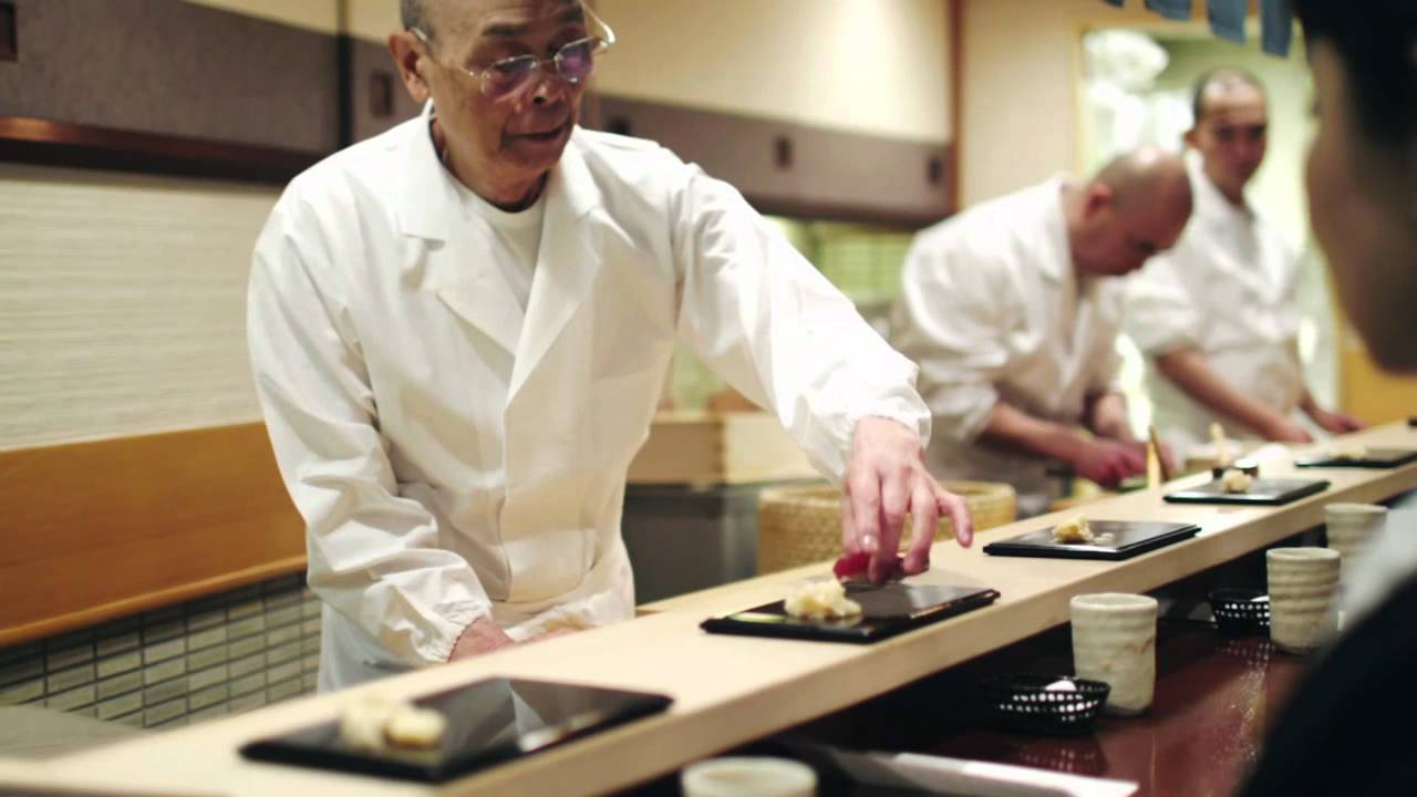 O Sushi dos Sonhos de Jiro