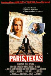 poster paris texas filmes online