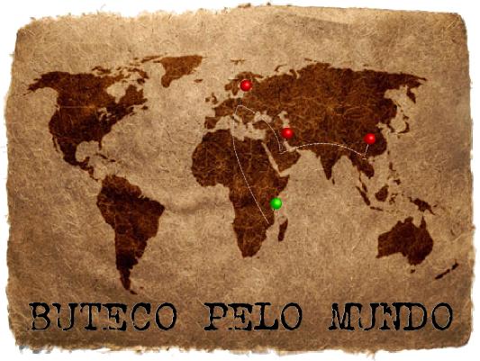 Buteco Pelo Mundo 4 – Mocambique – logo