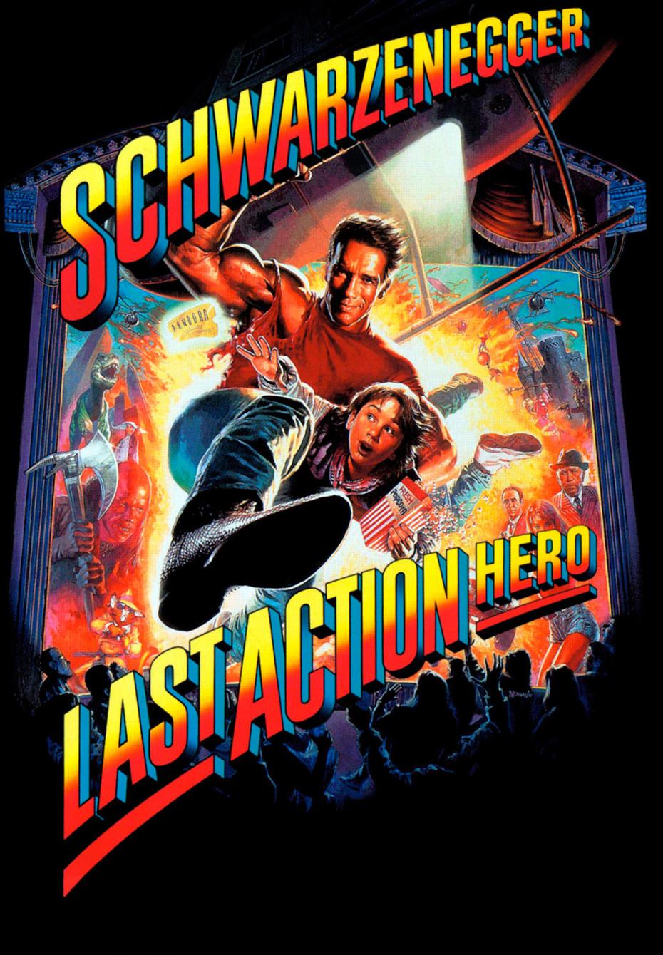 Melhores filmes com Schwarzenegger – O Ultimo Grande Heroi