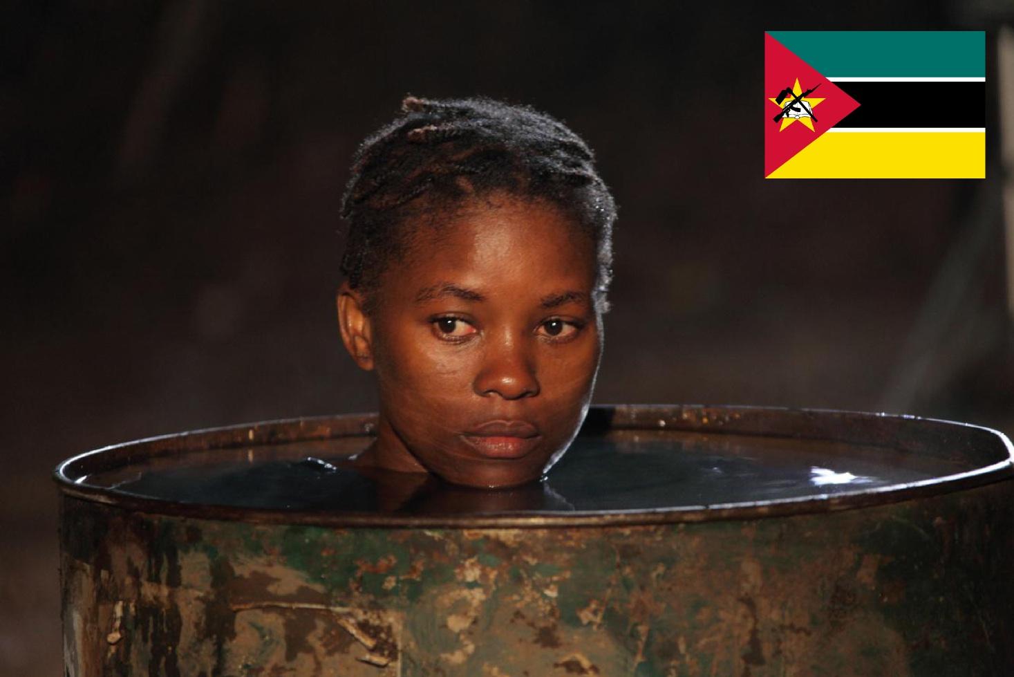 Virgem Margarida – Buteco Pelo Mundo – Mocambique