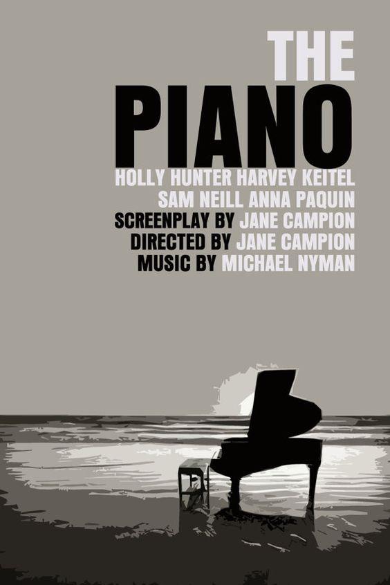 filmes dirigidos por mulheres – o piano