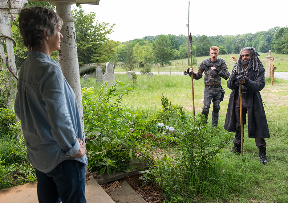review the walking dead s07e10