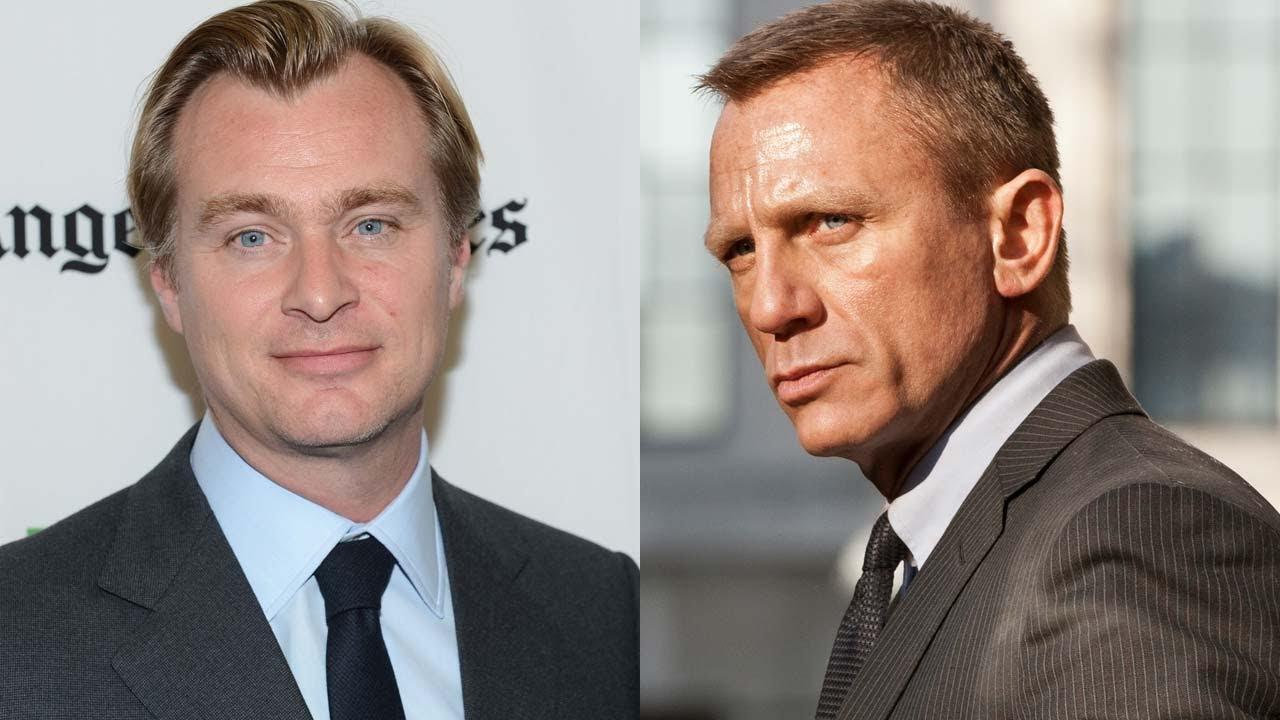 Christopher Nolan vai dirigir novo 007