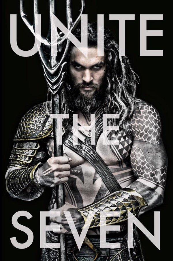Estreia de Aquaman é adiada para dezembro de 2018