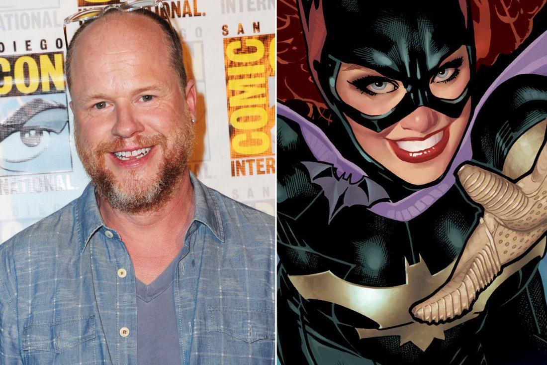Joss Whedon vai dirigir filme da Batgirl