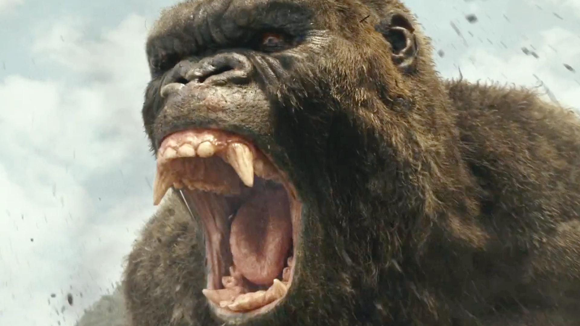 Kong e Alien ganham trailers recheados de ação