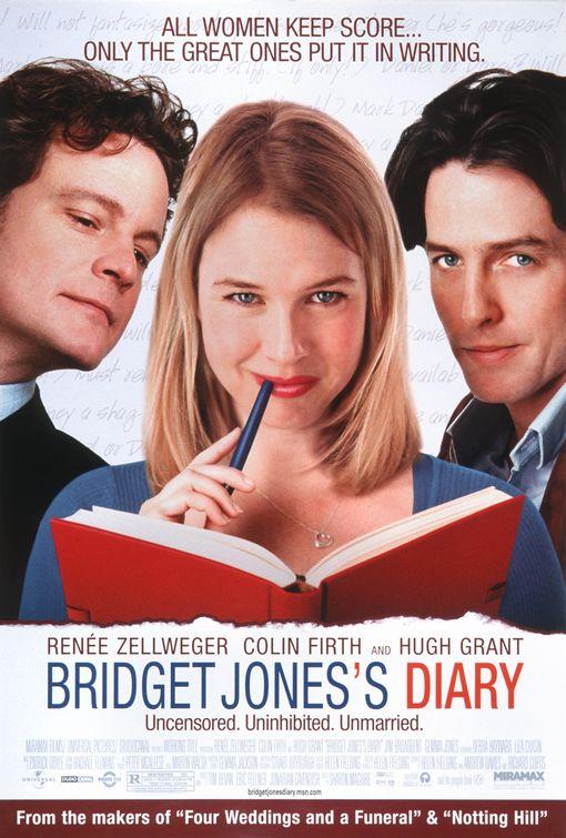 melhores filmes dirigidos por mulheres – o diario de bridget jones