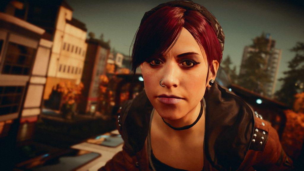 personagens femininas nos games – abigail infamous