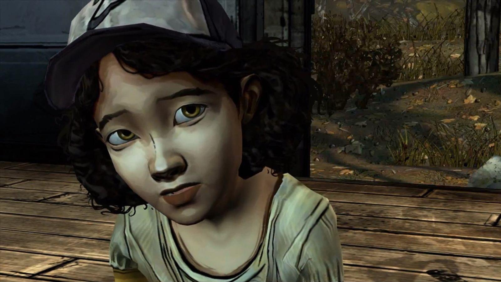 personagens femininas nos games – clementine the walking dead 2