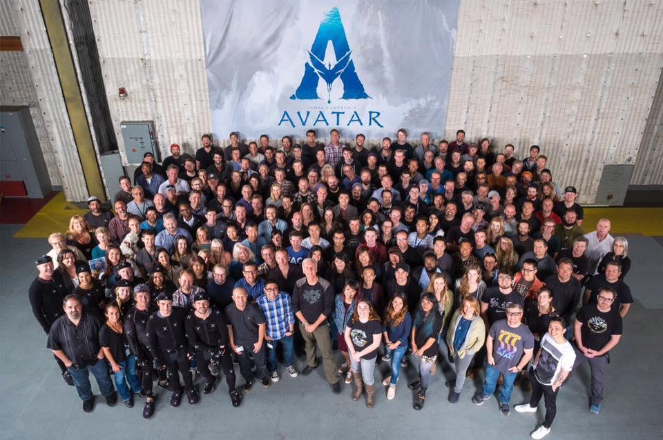 Fox anuncia datas das continuações de Avatar