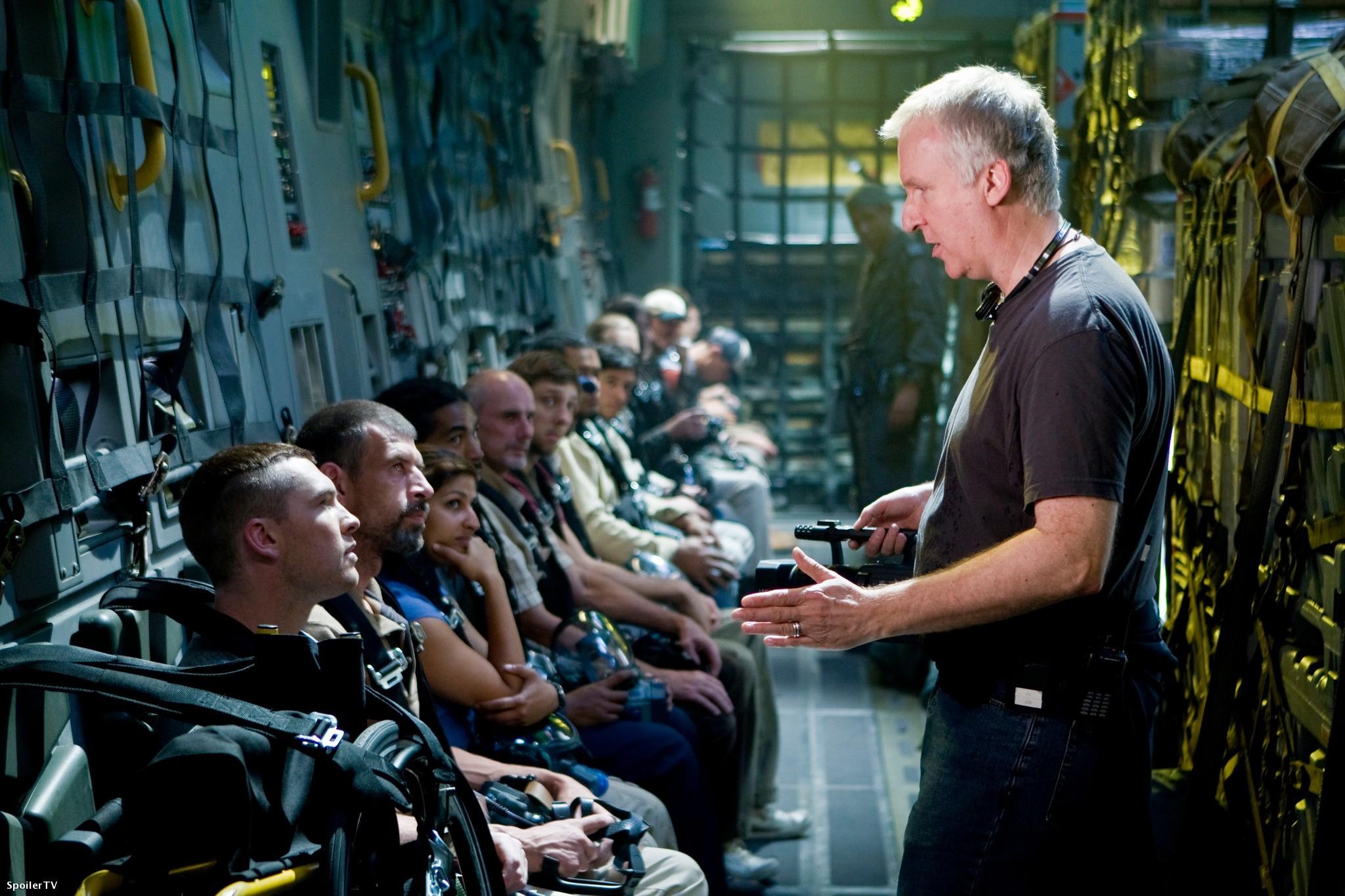 James Cameron desiste de continuações de Avatar