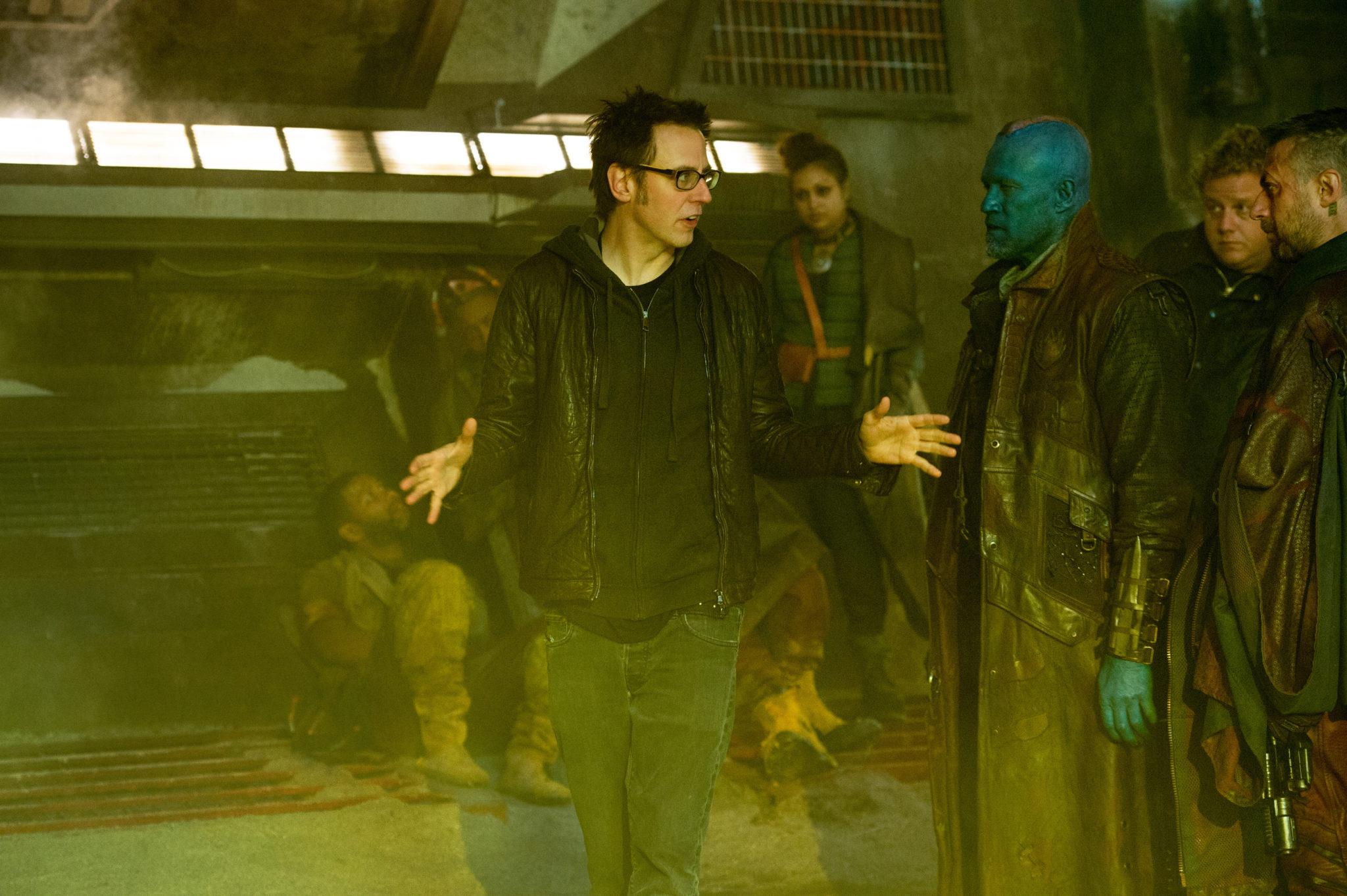 James Gunn vai dirigir e escrever Guardiões da Galáxia Volume 3
