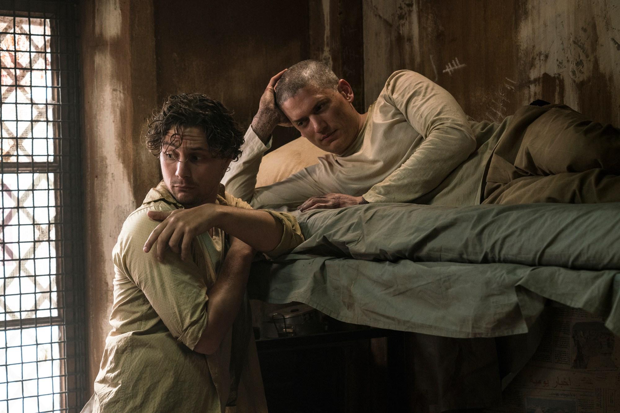 Review Prison Break s05e02 – Kaniel Outis