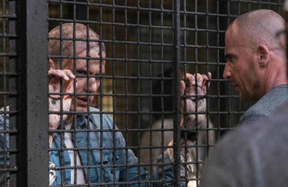 Review Prison Break s05e01 – Ogygia