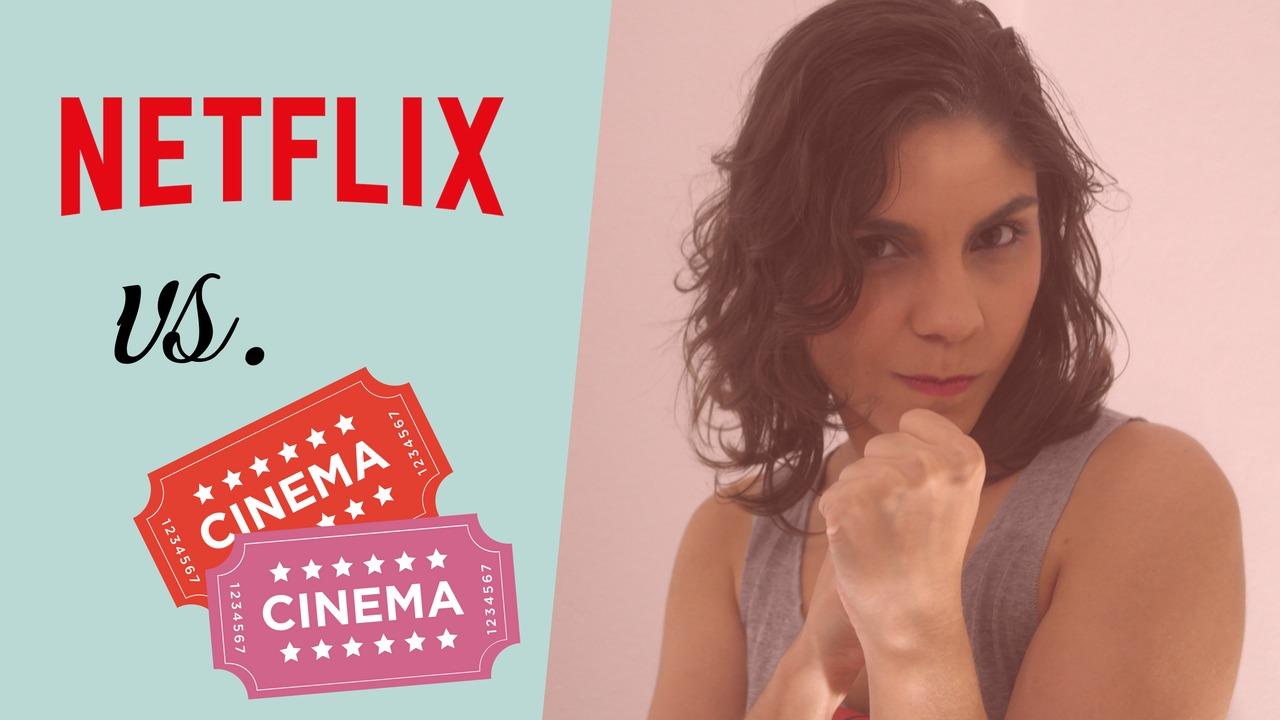 Fora do Padron – Netflix vs Cinema