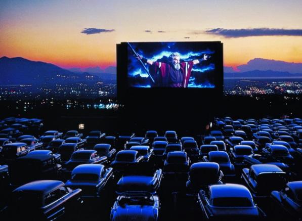 Cine Drive In BH Shopping Dia dos Namorados