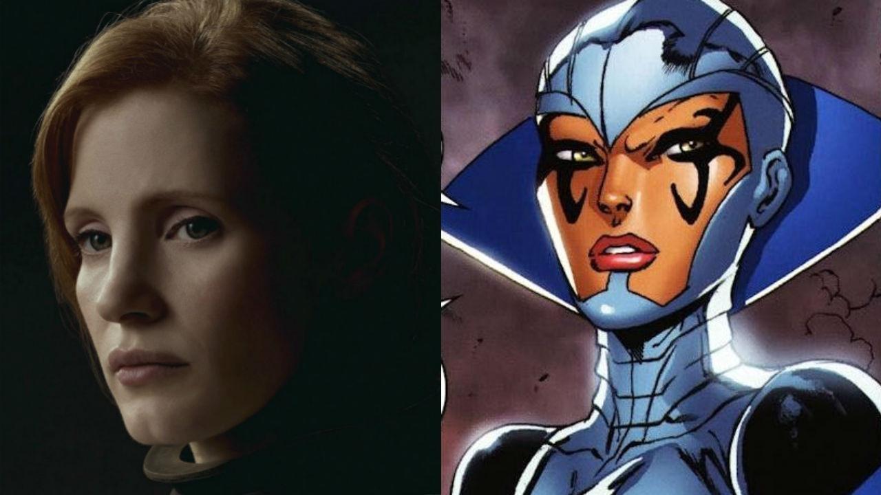 Jessica Chastain pode ser vilã de novo X-Men