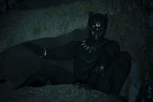 Marvel revela primeiro teaser de Pantera Negra