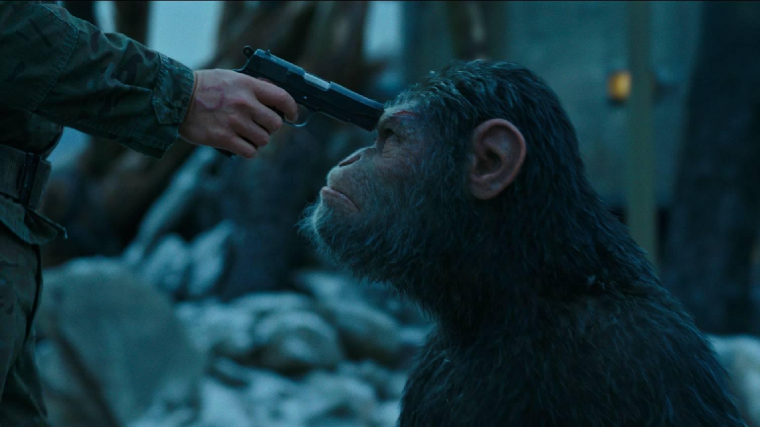 Crítica Planeta dos Macacos A Guerra